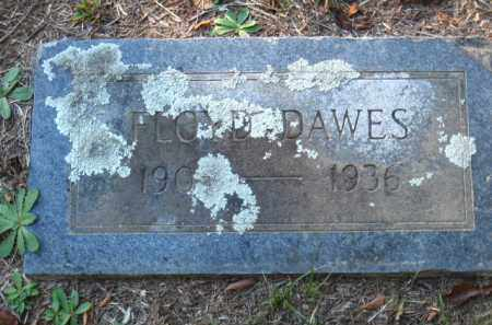 DAWES, FLOYD - Pulaski County, Arkansas | FLOYD DAWES - Arkansas Gravestone Photos
