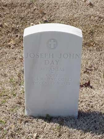 DAY (VETERAN SAW), JOSEPH JOHN - Pulaski County, Arkansas | JOSEPH JOHN DAY (VETERAN SAW) - Arkansas Gravestone Photos