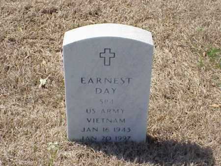 DAY (VETERAN VIET), EARNEST - Pulaski County, Arkansas | EARNEST DAY (VETERAN VIET) - Arkansas Gravestone Photos