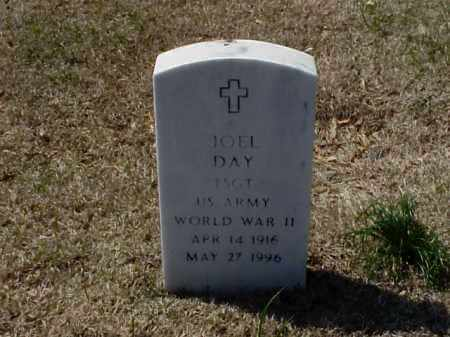 DAY (VETERAN WWII), JOEL - Pulaski County, Arkansas | JOEL DAY (VETERAN WWII) - Arkansas Gravestone Photos