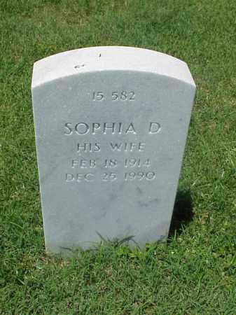 DEATON, SOPHIA D. - Pulaski County, Arkansas | SOPHIA D. DEATON - Arkansas Gravestone Photos