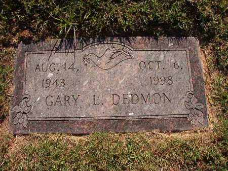 DEDMON, GARY L - Pulaski County, Arkansas | GARY L DEDMON - Arkansas Gravestone Photos