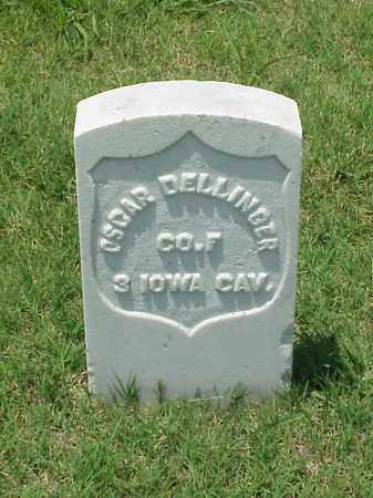 DELLINGER (VETERAN UNION), OSCAR - Pulaski County, Arkansas | OSCAR DELLINGER (VETERAN UNION) - Arkansas Gravestone Photos