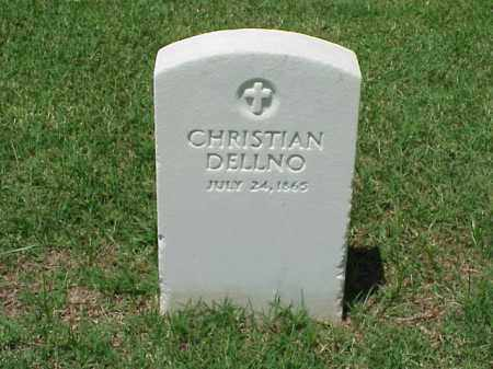 DELLNO, CHRISTIAN - Pulaski County, Arkansas | CHRISTIAN DELLNO - Arkansas Gravestone Photos