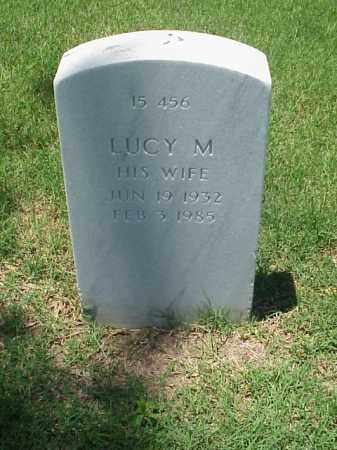 DEMONEY, LUCY M - Pulaski County, Arkansas | LUCY M DEMONEY - Arkansas Gravestone Photos