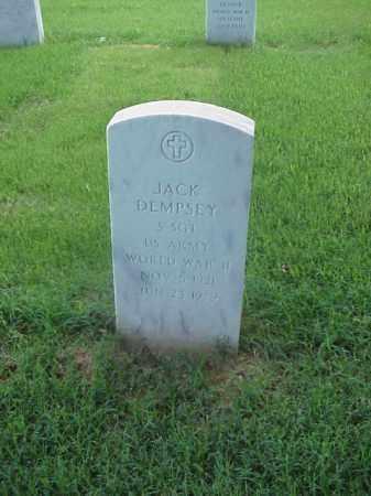 DEMPSEY (VETERAN WWII), JACK - Pulaski County, Arkansas | JACK DEMPSEY (VETERAN WWII) - Arkansas Gravestone Photos