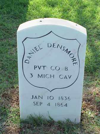 DENSMORE (VETERAN UNION), DANIEL - Pulaski County, Arkansas | DANIEL DENSMORE (VETERAN UNION) - Arkansas Gravestone Photos
