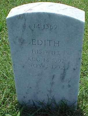 DERENBECHER, EDITH - Pulaski County, Arkansas | EDITH DERENBECHER - Arkansas Gravestone Photos