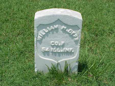 DERR (VETERAN UNION), WILLIAM H - Pulaski County, Arkansas | WILLIAM H DERR (VETERAN UNION) - Arkansas Gravestone Photos