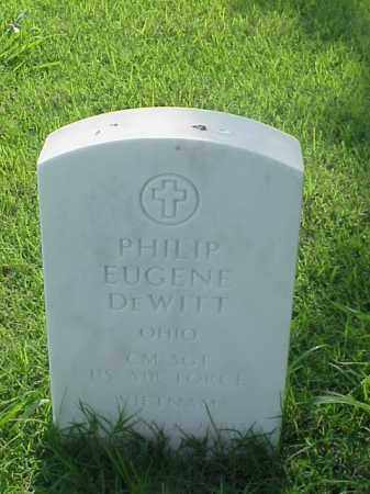 DEWITT (VETERAN VIET), PHILIP EUGENE - Pulaski County, Arkansas | PHILIP EUGENE DEWITT (VETERAN VIET) - Arkansas Gravestone Photos