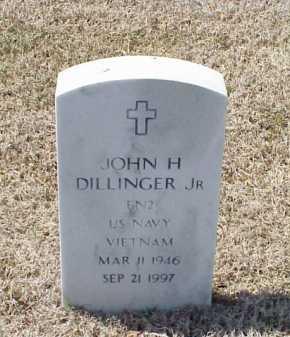 DILLINGER, JR (VETERAN VIET), JOHN H - Pulaski County, Arkansas | JOHN H DILLINGER, JR (VETERAN VIET) - Arkansas Gravestone Photos