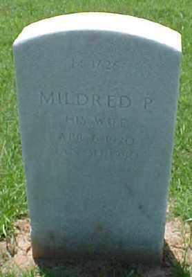 DITLOW, MILDRED P. - Pulaski County, Arkansas | MILDRED P. DITLOW - Arkansas Gravestone Photos