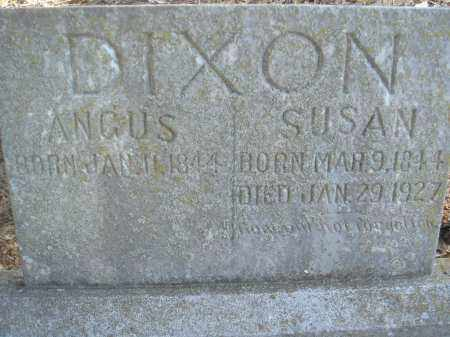DIXON, SUSAN - Pulaski County, Arkansas | SUSAN DIXON - Arkansas Gravestone Photos