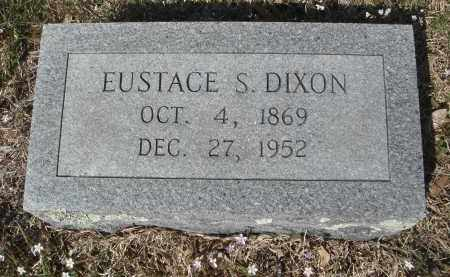 DIXON, EUSTACE STERLING - Pulaski County, Arkansas | EUSTACE STERLING DIXON - Arkansas Gravestone Photos