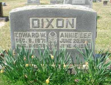 DIXON, ANNIE LEE - Pulaski County, Arkansas | ANNIE LEE DIXON - Arkansas Gravestone Photos