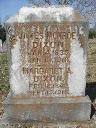DIXON, MARGARET AMANDA - Pulaski County, Arkansas | MARGARET AMANDA DIXON - Arkansas Gravestone Photos