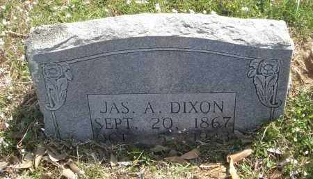 DIXON, JAMES ALLEN - Pulaski County, Arkansas | JAMES ALLEN DIXON - Arkansas Gravestone Photos
