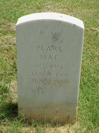 DIXON, PEARL MAE - Pulaski County, Arkansas | PEARL MAE DIXON - Arkansas Gravestone Photos