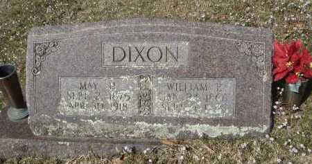DIXON, ALLIE MAY - Pulaski County, Arkansas | ALLIE MAY DIXON - Arkansas Gravestone Photos