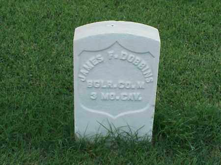 DOBBINS (VETERAN UNION), JAMES F - Pulaski County, Arkansas | JAMES F DOBBINS (VETERAN UNION) - Arkansas Gravestone Photos