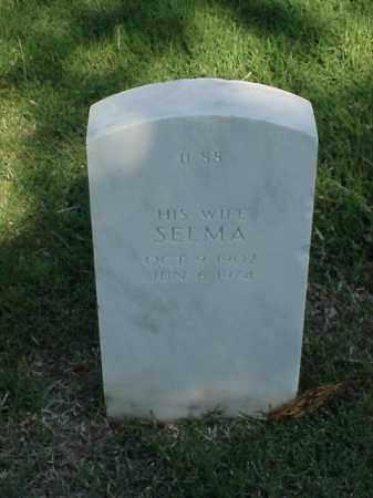DOBBS, SELMA - Pulaski County, Arkansas | SELMA DOBBS - Arkansas Gravestone Photos