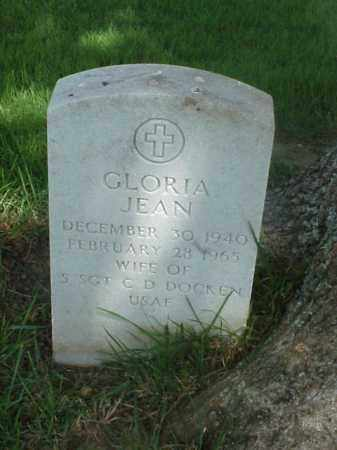 DOCKEN, GLORIA JEAN - Pulaski County, Arkansas | GLORIA JEAN DOCKEN - Arkansas Gravestone Photos