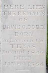 DODD, DAVID OWEN (CLOSEUP 2) - Pulaski County, Arkansas | DAVID OWEN (CLOSEUP 2) DODD - Arkansas Gravestone Photos