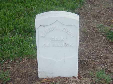 DODD (VETERAN UNION), SAMUEL - Pulaski County, Arkansas | SAMUEL DODD (VETERAN UNION) - Arkansas Gravestone Photos