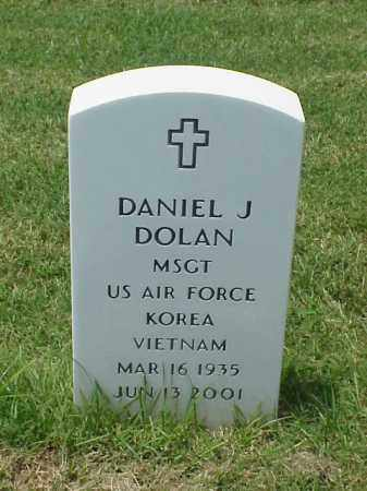 DOLAN (VETERAN 2 WARS), DANIEL J - Pulaski County, Arkansas | DANIEL J DOLAN (VETERAN 2 WARS) - Arkansas Gravestone Photos
