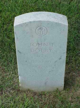DOLBY (VETERAN VIET), JOHN F - Pulaski County, Arkansas | JOHN F DOLBY (VETERAN VIET) - Arkansas Gravestone Photos