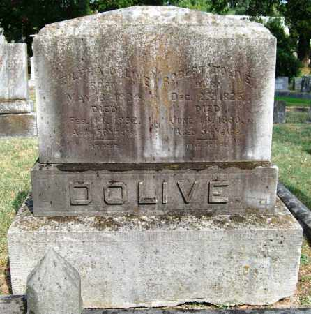 DOLIVE, ROBERT - Pulaski County, Arkansas | ROBERT DOLIVE - Arkansas Gravestone Photos