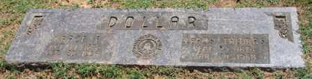 DOLLAR, LEROY THOMAS - Pulaski County, Arkansas | LEROY THOMAS DOLLAR - Arkansas Gravestone Photos