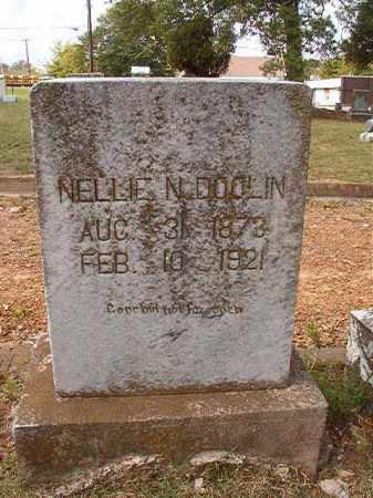 DOOLIN, NELLIE N - Pulaski County, Arkansas | NELLIE N DOOLIN - Arkansas Gravestone Photos