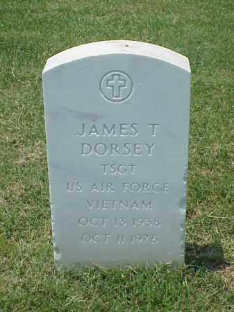 DORSEY (VETERAN VIET), JAMES T - Pulaski County, Arkansas | JAMES T DORSEY (VETERAN VIET) - Arkansas Gravestone Photos