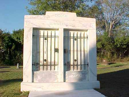 DOSCH FAMILY  MAUSOLEUM,  - Pulaski County, Arkansas |  DOSCH FAMILY  MAUSOLEUM - Arkansas Gravestone Photos