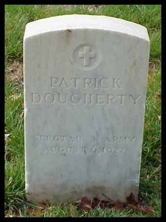 DOUGHERTY (VETERAN), PATRICK - Pulaski County, Arkansas | PATRICK DOUGHERTY (VETERAN) - Arkansas Gravestone Photos