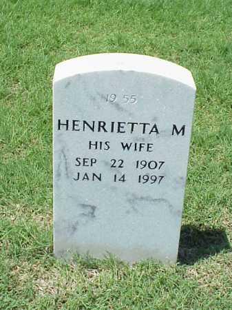 DOUGLAS, HENRIETTA M - Pulaski County, Arkansas | HENRIETTA M DOUGLAS - Arkansas Gravestone Photos