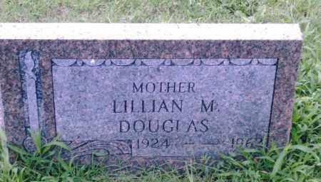 DOUGLAS, LILLIAN M. - Pulaski County, Arkansas | LILLIAN M. DOUGLAS - Arkansas Gravestone Photos