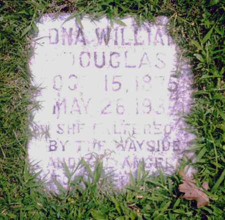 DOUGLAS, ONA - Pulaski County, Arkansas | ONA DOUGLAS - Arkansas Gravestone Photos