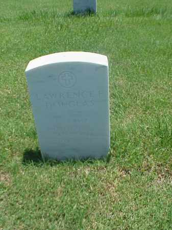 DOUGLAS (VETERAN WWII), LAWRENCE F - Pulaski County, Arkansas | LAWRENCE F DOUGLAS (VETERAN WWII) - Arkansas Gravestone Photos