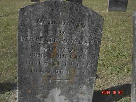 DOUGLASS, MARIAN - Pulaski County, Arkansas | MARIAN DOUGLASS - Arkansas Gravestone Photos