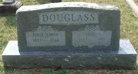 DOUGLASS, LOUISE C. - Pulaski County, Arkansas | LOUISE C. DOUGLASS - Arkansas Gravestone Photos