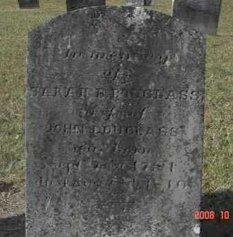 DOUGLASS, SARAH E. - Pulaski County, Arkansas | SARAH E. DOUGLASS - Arkansas Gravestone Photos