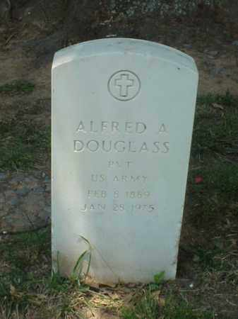 DOUGLASS (VETERAN WWI), ALFRED A - Pulaski County, Arkansas | ALFRED A DOUGLASS (VETERAN WWI) - Arkansas Gravestone Photos