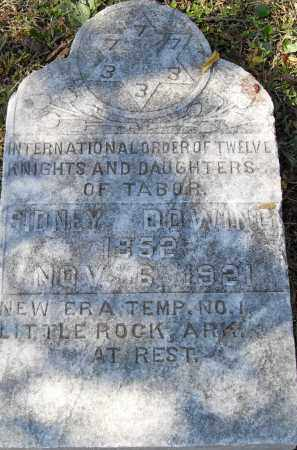 DOWING, SIDNEY - Pulaski County, Arkansas | SIDNEY DOWING - Arkansas Gravestone Photos