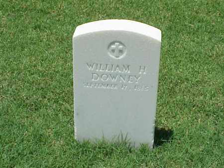 DOWNEY (VETERAN UNION), WILLIAM H - Pulaski County, Arkansas | WILLIAM H DOWNEY (VETERAN UNION) - Arkansas Gravestone Photos