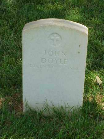 DOYLE (VETERAN UNION), JOHN - Pulaski County, Arkansas | JOHN DOYLE (VETERAN UNION) - Arkansas Gravestone Photos