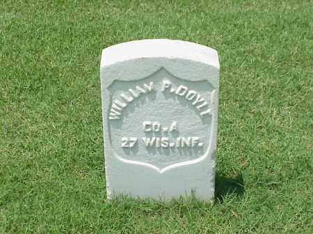 DOYLE (VETERAN UNION), WILLIAM P - Pulaski County, Arkansas | WILLIAM P DOYLE (VETERAN UNION) - Arkansas Gravestone Photos