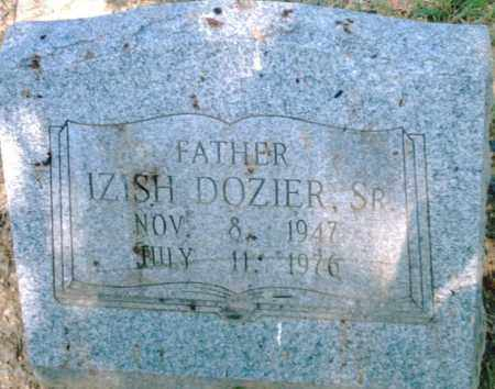 DOZIER,  SR., IZISH - Pulaski County, Arkansas | IZISH DOZIER,  SR. - Arkansas Gravestone Photos