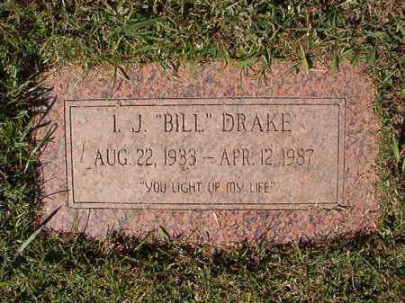 "DRAKE, I J ""BILL"" - Pulaski County, Arkansas 